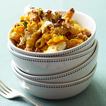 Image of  Baked Pasta with Butternut Squash Sauce