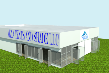 Cube Structure Tent for rent