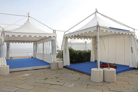 gazebo tents in UAE