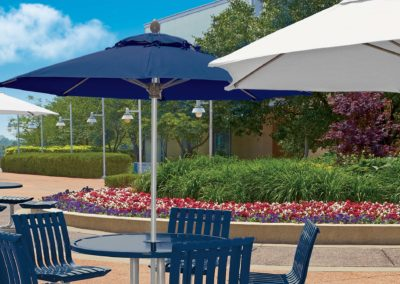 Centre Pole Umbrella Shade