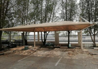 car parking shade