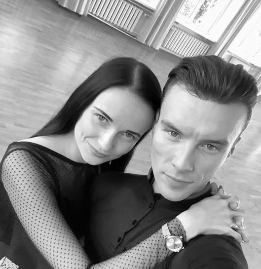 Marek Kosaty i Paulina Glazik