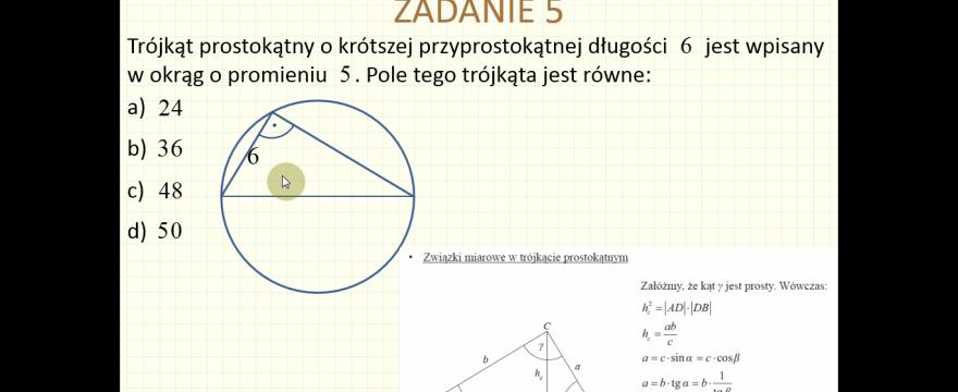 Lekcja 7 – Planimetria