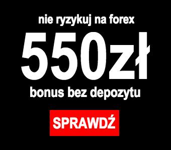 550 bonus bez depozytu