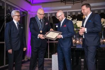 Krzysztof Ilnicki, UMAM Patisserie - laureat w kategorii Prix au Chef Patissier