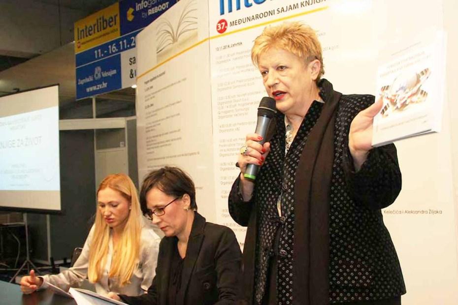 Interliber 15.11.2014. Martina Borovac Pecarevic