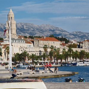 split, croatia, easter europe