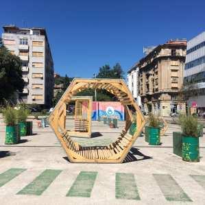 Drveni paviljoni postavljeni i na Klobučarićevom trgu