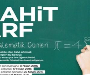 Cahit Arf Matematik Günleri