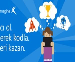 Microsoft – Türkiye Imagine Cup ile $50,000 kazanma şansı