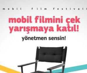 Mobil Film Festivali  başvuru tarihi uzatıldı