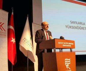 YÖK Başkanı : Yeni ÖYP için 8 üniversite seçildi