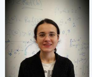 Zeliha Kılıç, doktora seviyesinde en iyi 'Tanner Ödülü'ne layık görüldü