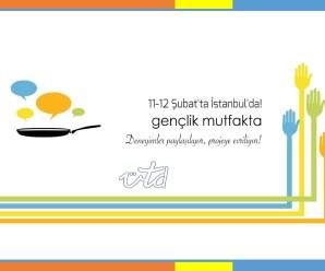 Gençlik sivil toplum için mutfakta!