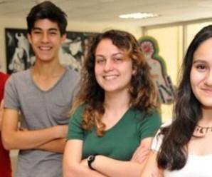 Liseli gençlerden bilim dünyasına katkı