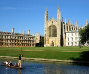 Cambridge Üniversitesi'nde Türk Dili Eğitimi