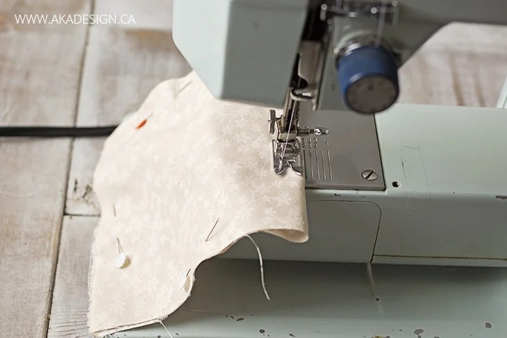 sewing hot and cold bags