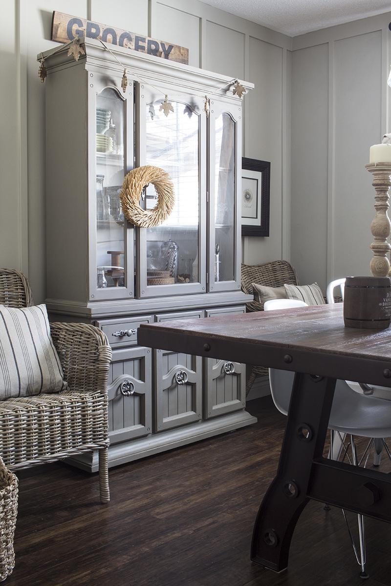AKA Design Rustic Fall Dining Room
