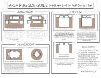 Area Rug Size Chart - Area rug sizes for living room kelli ...