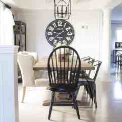 Windsor Kitchen Chairs Redo Countertops Cozy Spring Home Tour (part 2)