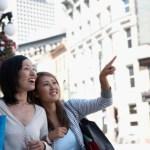 バンクーバーの日本人留学生たち