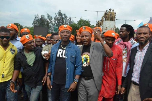 Sowore AAC Presidential Candidate