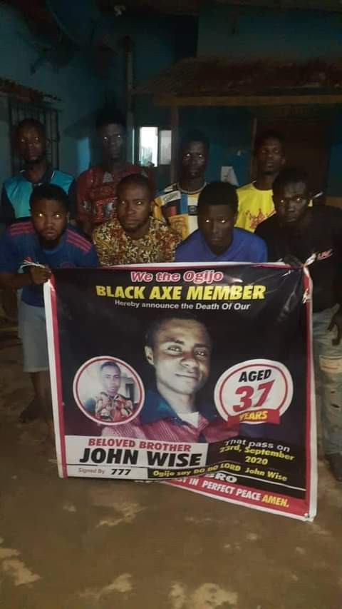 Suspected cultists arrested for allegedly shooting 16-year-old boy while mourning dead colleague in Ogun