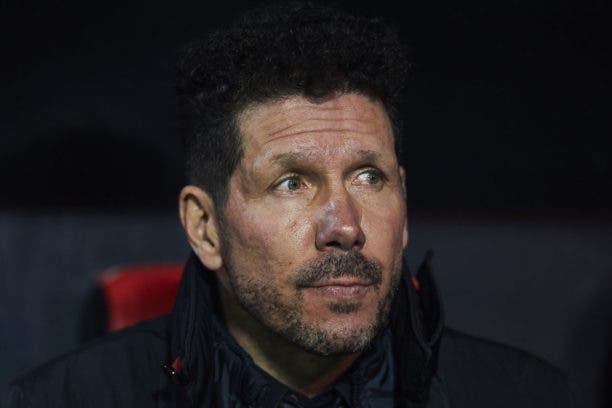 Diego Simeone, Atletico Madrid, Eibar