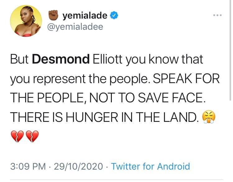 You are cancelled - Nigerian celebrities call out Desmond Elliot over his comment about celebrities and influencers lindaikejisblog 12