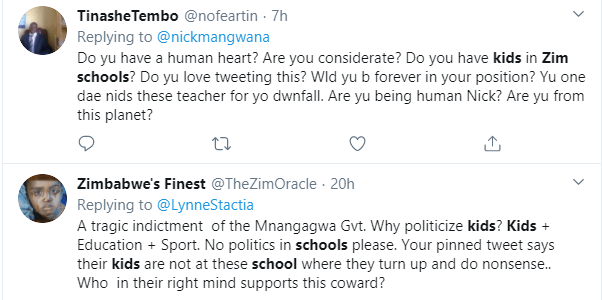 Zimbabwean kids posing for s3xually suggestive photos in school while teachers are on strike sparks concern lindaikejisblog 2