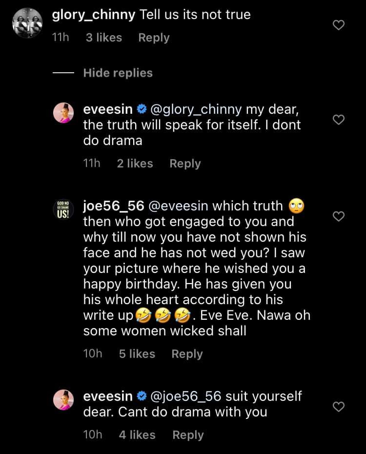 Actress Eve Esin and movie producer fiance react after being called out by ex-wife for allegedly destroying her home and seizing her kids lindaikejisblog 13