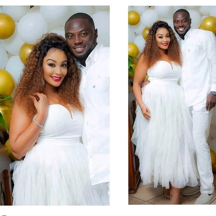 Even if it ends in tears, is it your tears - Zari Hassan fires back after being trolled for showing off her new man 1