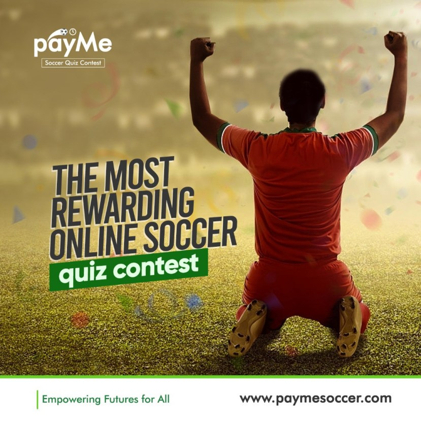 How would you love to win ONE MILLION NAIRA MONTHLY, just for the love and knowledge of soccer lindaikejisblog7