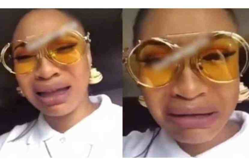 Tonto Dikeh disgraced as United Nations
