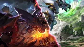 【LOL】ランサーブリッツのスキンスポットライトが公開!!Lancer Blitzcrank Skin Spotlight – League of Legends