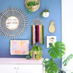 Easy Diy Yarn Wall Hangings Diy Customizable A Kailo Chic Life