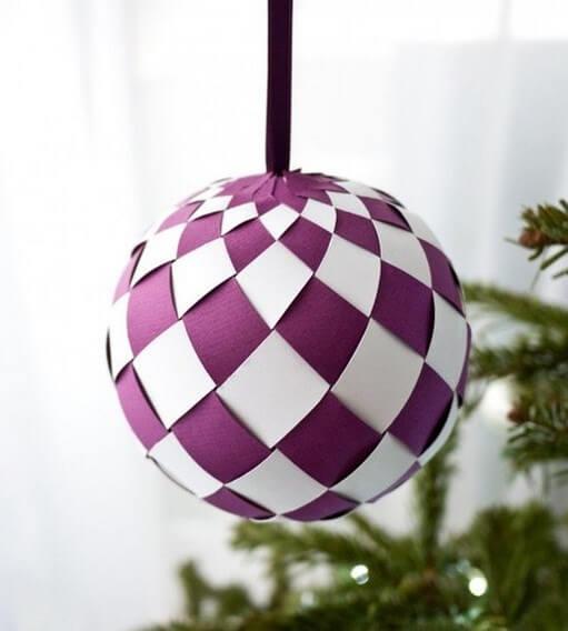 如何制作几何纸球