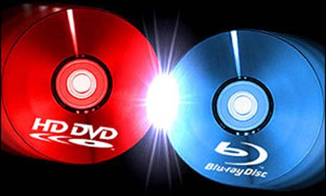 Blue-ray vs hd-dvd