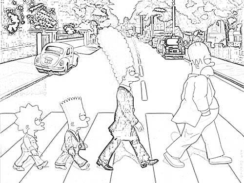 Abbey Simpsons