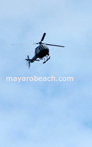 Trinidad Helicopter-1