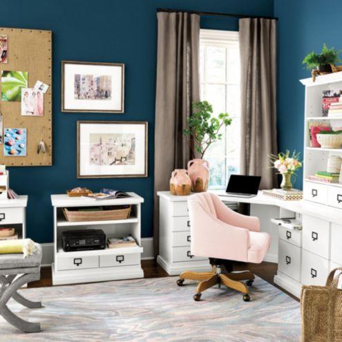 ballard home office design Home Office Furniture   Ballard Designs