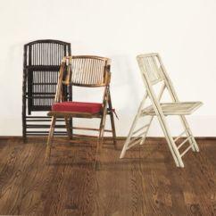 Bamboo Folding Chair Revolving Supplier Chairs Ballard Designs Set Of Two