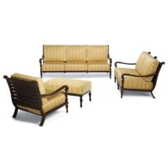 Colonial Sofa Sets Outdoor Sleeper British 4 Pc Set Frontgate
