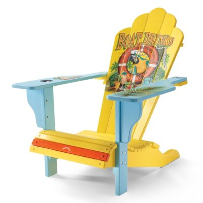 margaritaville chairs for sale cheap high babies outdoor adirondack frontgate boat drinks chair