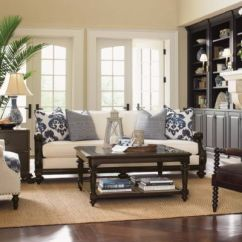 Tommy Bahama Living Room Lights For Decoration Island Traditions Blue By Frontgate Berkshire Sofa