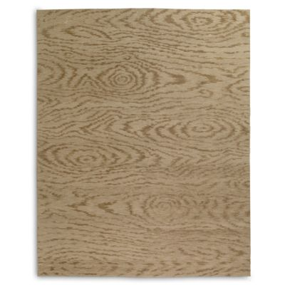 Faux Bois Wool Area Rug  Frontgate