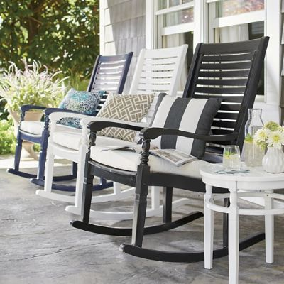 rocker outdoor chairs extra large folding nantucket rocking chair grandin road