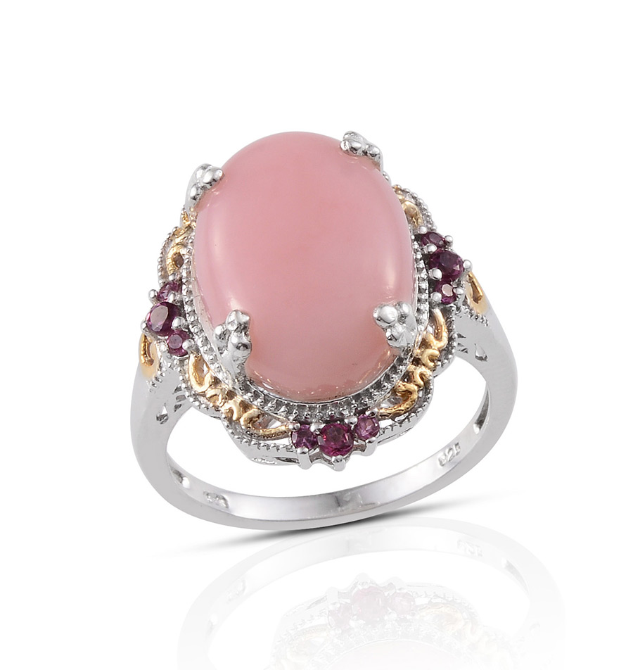 Pink Opal Stone Jewelry Information Properties Shop LC