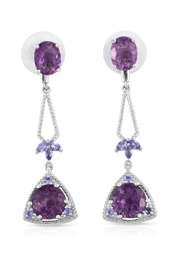 Purple Fluorite Meaning Value Jewelry Information Shop LC