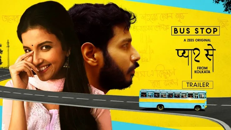 Bus Stop 2019 Hindi Zee5 Short Film WebRip 80mb 480p 250mb 720p 500mb 1080p